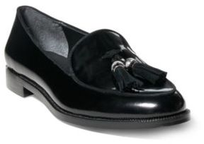 Ralph Lauren Brindy Spazzolato Loafer Black/Black 10
