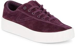 Tretorn Women's Nylite Suede Low-Top Sneakers