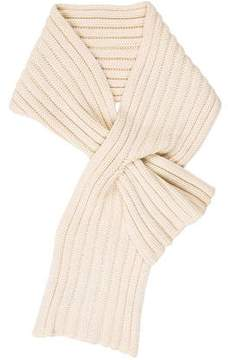 Maison Margiela Wool Knit Scarf