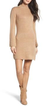 Bardot Women's Bell Sleeve Knit Dress