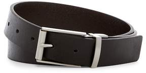 Steve Madden Roller Textured Reversible Belt