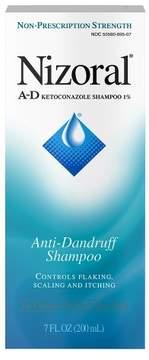 Johnson & Johnson Nizoral® Anti Dandruff Shampoo - 7oz