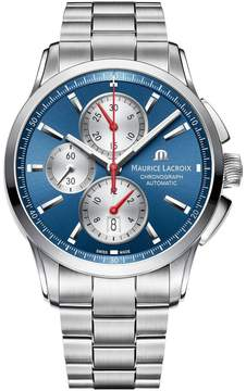 Maurice Lacroix Pontos Chronograph Automatic Men's Watch