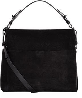 AllSaints Cooper Suede Tote Bag