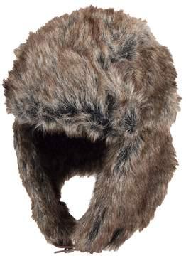 Dockers Men's Faux-Fur Trapper Hat