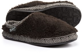 Woolrich Whitecap Mule Fleece Slippers (For Women)