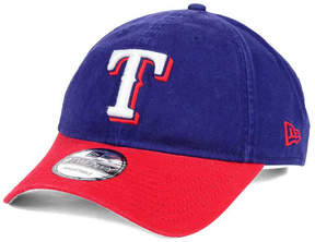 New Era Texas Rangers Relaxed 2Tone 9TWENTY Strapback Cap