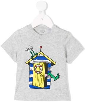 Stella McCartney Barley Tourist print T-shirt