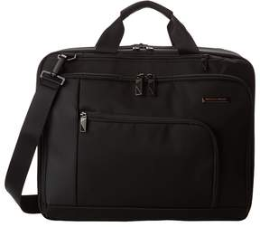 Briggs & Riley Verb Connect Medium Brief Briefcase Bags
