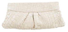 Lauren Merkin Leather Frame Clutch