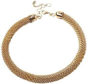 Amrita Singh Goldtone Globe Necklace