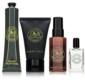 Crabtree Evelyn Travel Set - West Indian Lime
