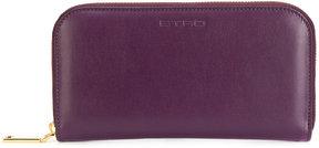 Etro continental wallet