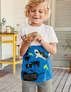 Boden Underwater Graphic T-shirt