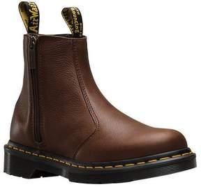 Dr. Martens Women's 2976 Zip Chelsea Boot