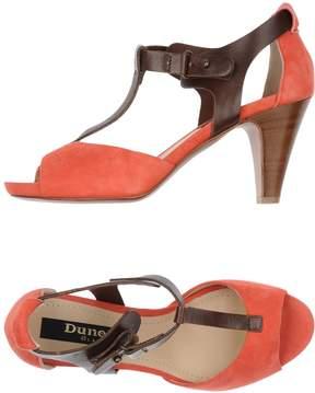 Dune BLACK Sandals