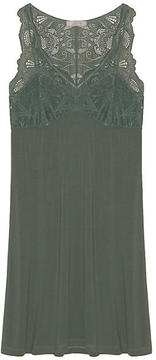Fleurt Fleur't Lace T-Back Tank Dress