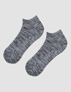 Norse Projects Haddi Blend Socks in Clouded Blue