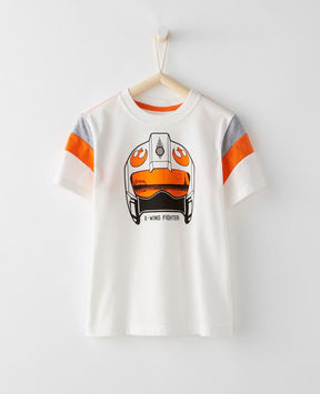 Hanna Andersson Star WarsTM Art Tee In Supersoft Jersey