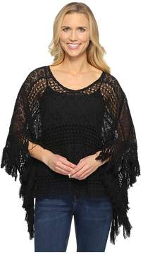 Ariat Lace Poncho