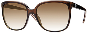 Safilo USA Gucci 3696 Oval Sunglasses