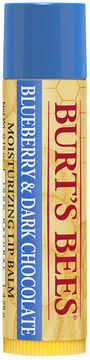 Blueberry + Dark Chocolate Lip Balm by Burt's Bees (.15oz Lip Balm)