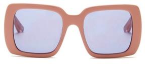 Elizabeth and James Women's Elliot Square Oversized Sunglasses