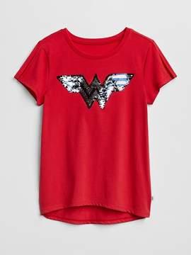 Gap GapKids   DC Flippy Sequin T-Shirt