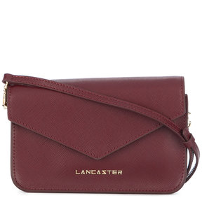 Lancaster saffiano envelope shoulder bag