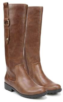 LifeStride Women's Unity Wide Calf Knee High Boot