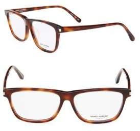 Saint Laurent 56MM Optical Glasses