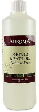 Unscented Additive-Free Shower Gel by Auroma (500ml Shower Gel)