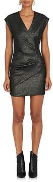 IRO Women's Cotton-Blend Compact-Knit Minidress