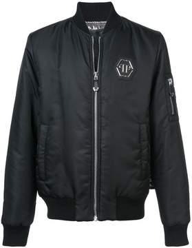 Philipp Plein Killer Teddy bomber jacket