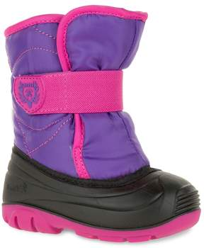 Kamik Snowbug3 Toddler Girls' Waterproof Winter Boots