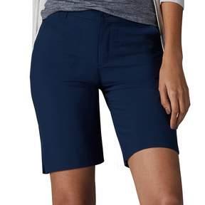 Lee Women's Rhodes Active Twill Bermuda Shorts