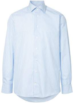 Hardy Amies striped shirt