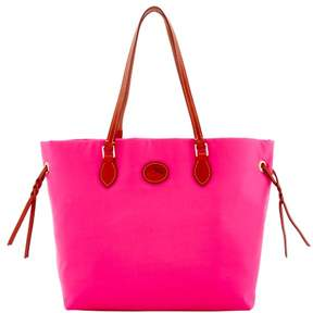Dooney & Bourke Nylon Shopper Tote - FUCHSIA - STYLE