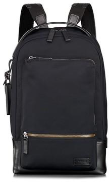 Tumi Men's Harrison Windsor Backpack - Black