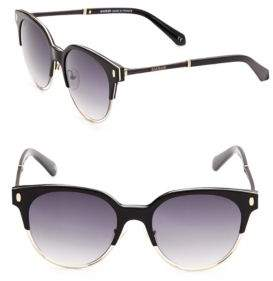 Balmain 52MM Wayfarer Sunglasses