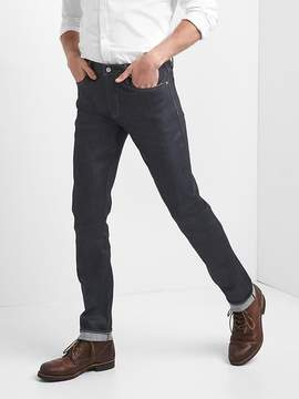 Gap Selvedge skinny fit jeans with stretch