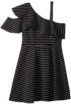 Bardot Junior Senna Ruffle Dress Girl's Dress