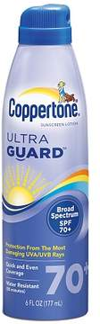 Coppertone UltraGuard Sunscreen Continuous Spray, SPF 70