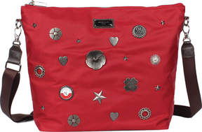 Nicole Lee Liya Lucky Charms Cross Body Bag (Women's)