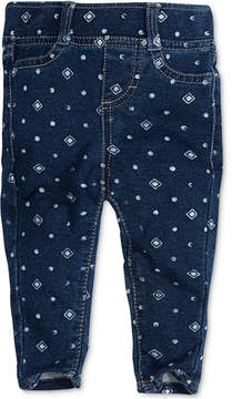 Levi's Haley May Printed Jeggings, Baby Girls (0-24 months)