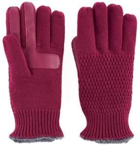 Isotoner Women's Knit smarTouch smartDRI Tech Gloves