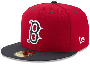 New Era Boston Red Sox Batting Practice Diamond Era 59FIFTY Cap