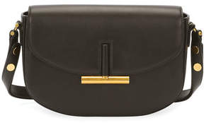 Tom Ford Sasha T Magnet Saddle Bag