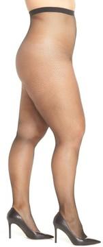 Berkshire Plus Size Women's Fishnet Tights