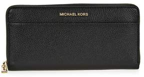 Michael Kors Mercer Leather Wallet - Black - ONE COLOR - STYLE